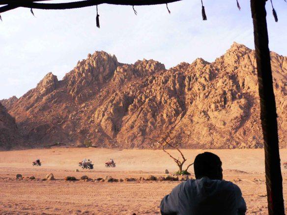 Sharm El Sheik Wüste (c) Iris Gassenbauer